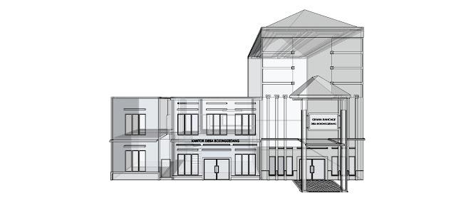 contoh gedung aula