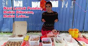 Thumbnail image for (Gambar) Nasi Lemak Pondan Dikecam Teruk! Makin Dikecam, Makin Laku