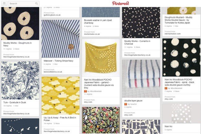 Tilly And The Buttons: Fabric Shopping Online: Hints & Tips