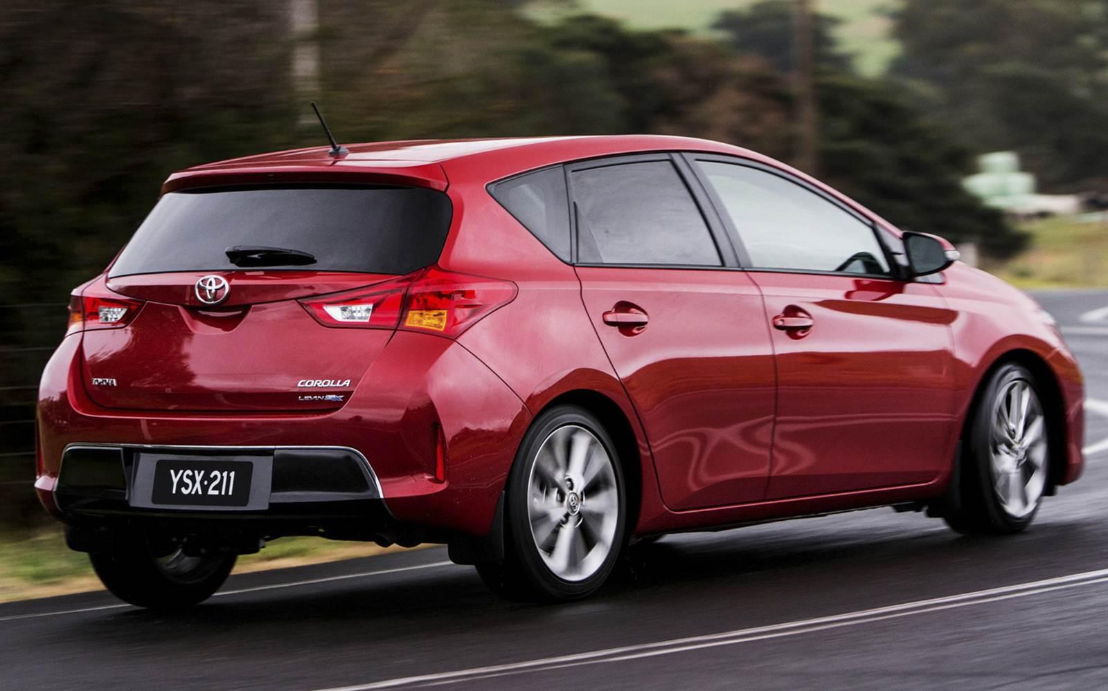 Toyota Corolla Carro Mais Vendido Do Mundo Em 2014 Car