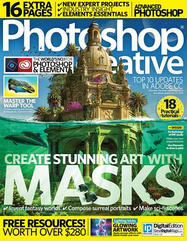 Photoshop Creative Issue 135, 2016 PDF Download