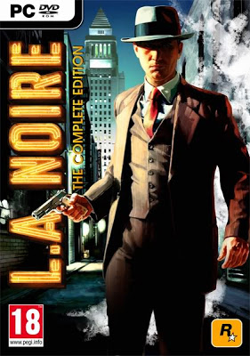 L.A Noire Fully Full Version PC Game
