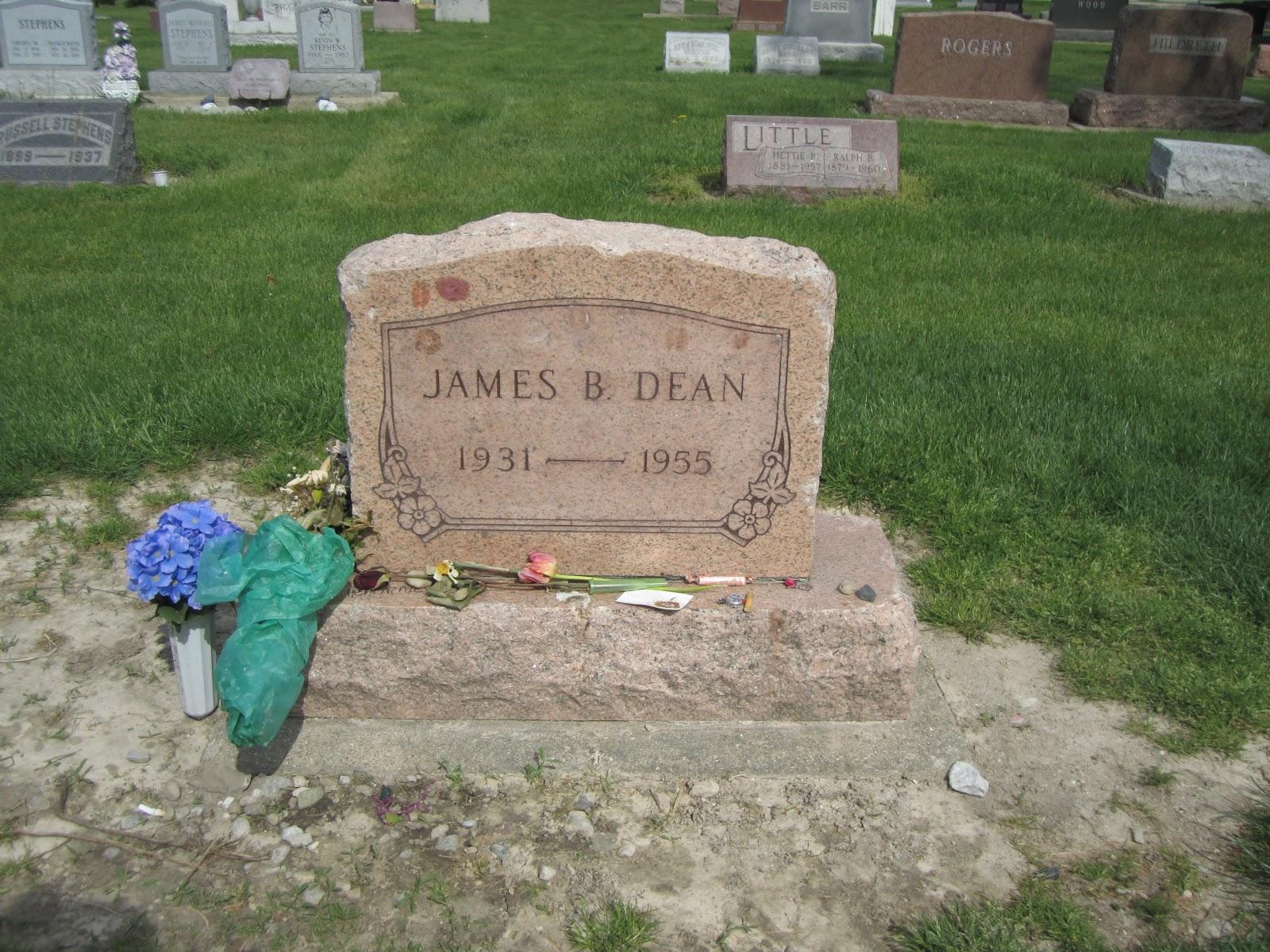 the journey: Fairmount, Indiana = James Dean Hometown