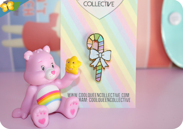 Pin's Cool Queen Collective