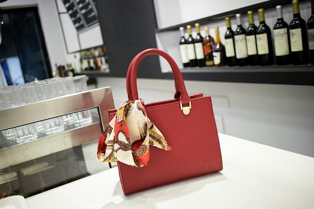 Jims Honey Jolie Bag Red