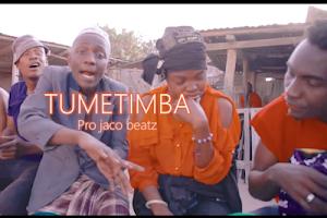 Download Video   Marinoo ft Jaco Beats - Tumetimba