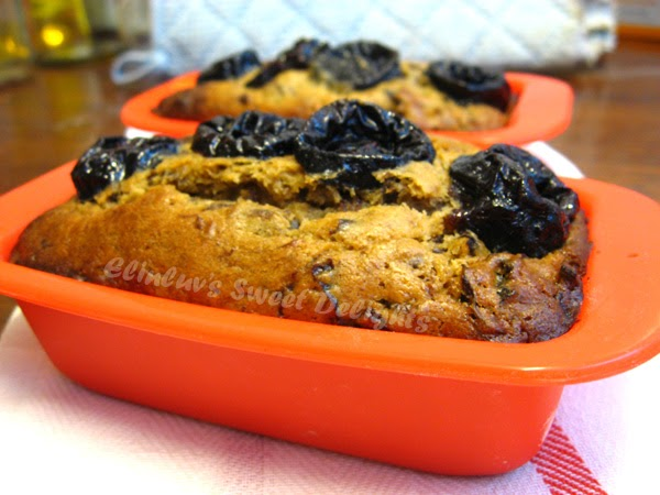 Delicious Low Sugar Cake Recipes: Elinluv's Sweet Delights: Prune Cake