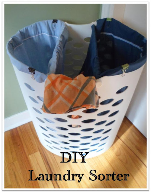 Fabrication Site: DIY Laundry Sorter