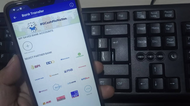 You Can Now Bank Transfer via GCash