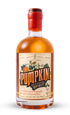 Pumpkin Seasonal Spirit