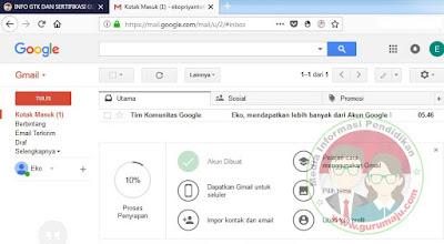 Cara Buat Akun Google di Gmail Dengan HP Android atau PC
