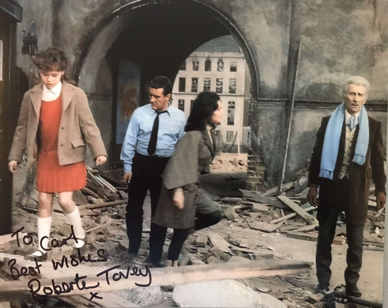 Watch Roberta Tovey video