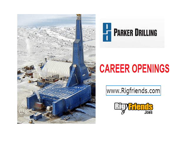 Multiple Job Vacancies at Parker Drilling-apply Now