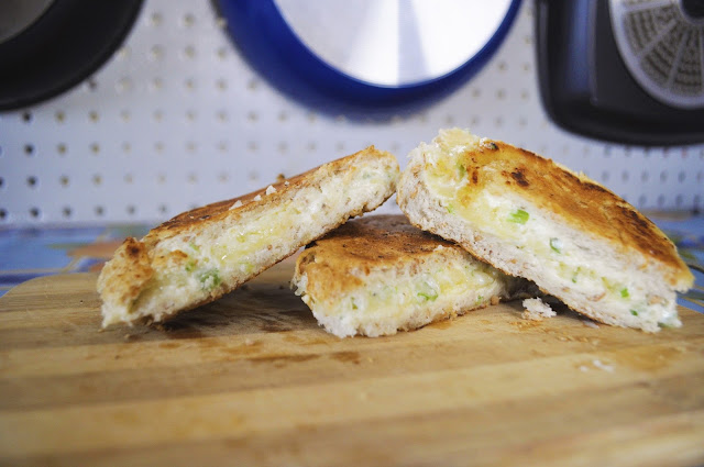 Grilled Cheese Recipe Ideas Celery and Cheese