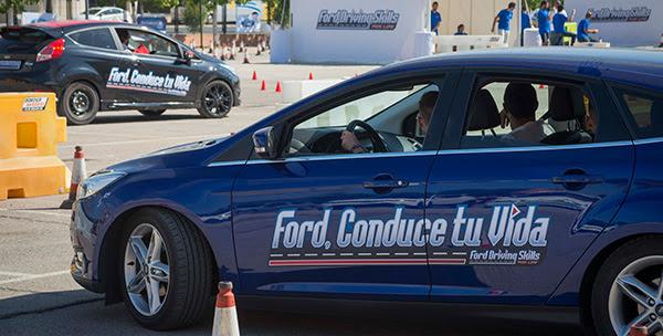 Ford, Conduce Tu Vida llega a Madrid