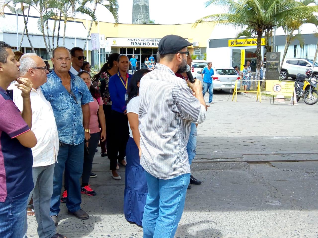 O Sindicato dos Comerciários de Itabuna vem a público manifestar seu  repúdio ao fechamento da agência Grapiúna do Banco do Brasil 82ffc60450c5a