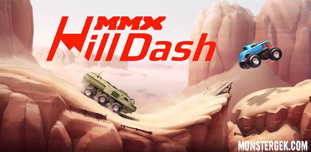 تحميل لعبة MMX Hill Climb