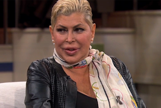 "Mob Wives ""Big Ang"" Dies At 55 From Cancer After Doctor Oz Show"