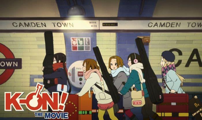فيلم انمي K-On! Movie مترجم على عدة سرفرات للتحميل والمشاهدة المباشرة أون لاين