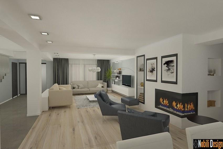 Design interior casa Constanta - Design interior case moderne