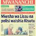 Soma Magazeti Ya Leo Jumamosi Tarehe 6, Agosti 2016