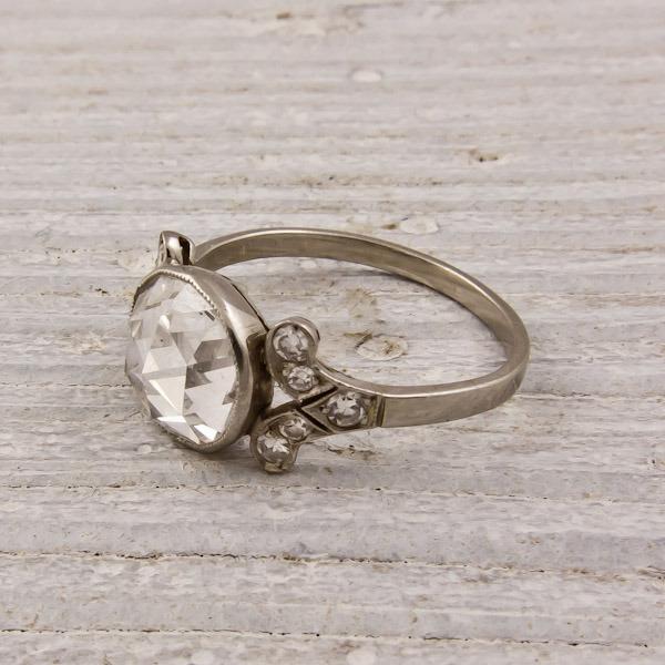 JLK Weddings: Vintage Engagement Rings: Erstwhile Jewelry