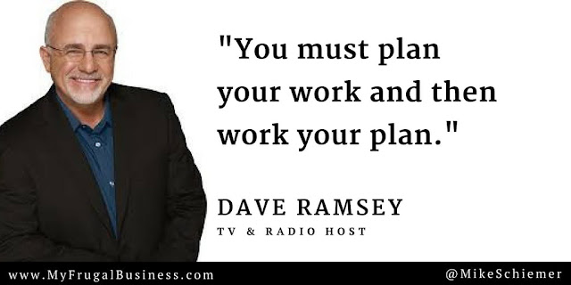 Bootstrap Business Dave Ramsey Quotes