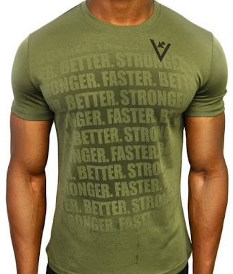 Men's Sweat Activated Fitness Apparel