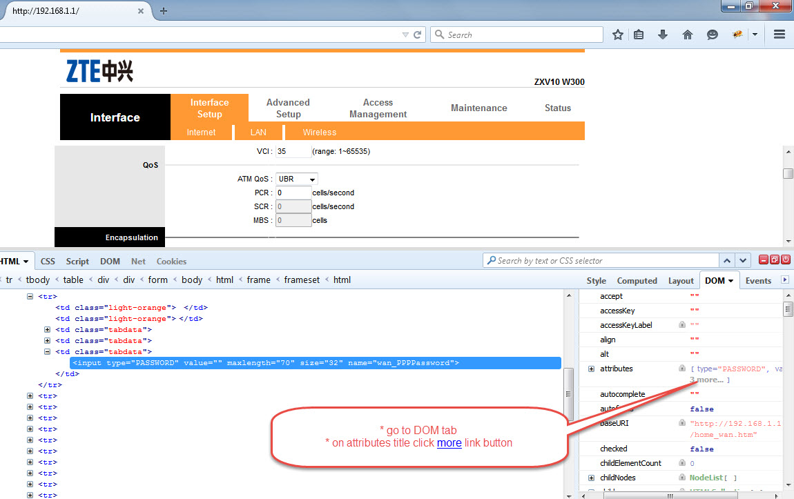 All Router Configuration, Login Password and PPPOE Passwords : How