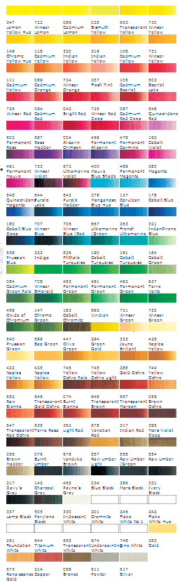 Artists'-Oil-Colour