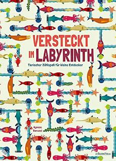 Cover von Agnese Baruzzi - Versteckt im Labyrinth