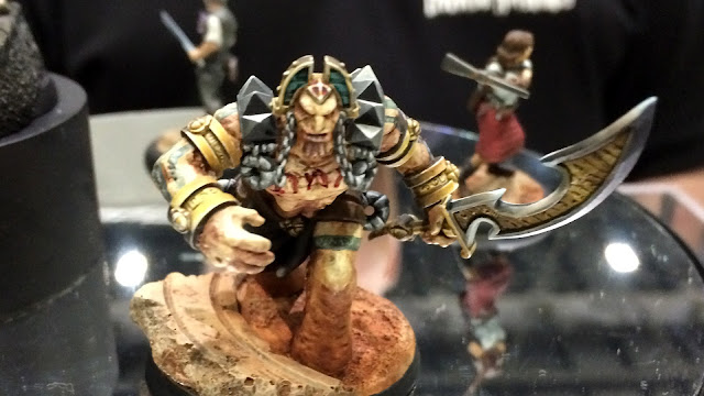 Salute 2016: Paranoid Miniatures Mythos Interview