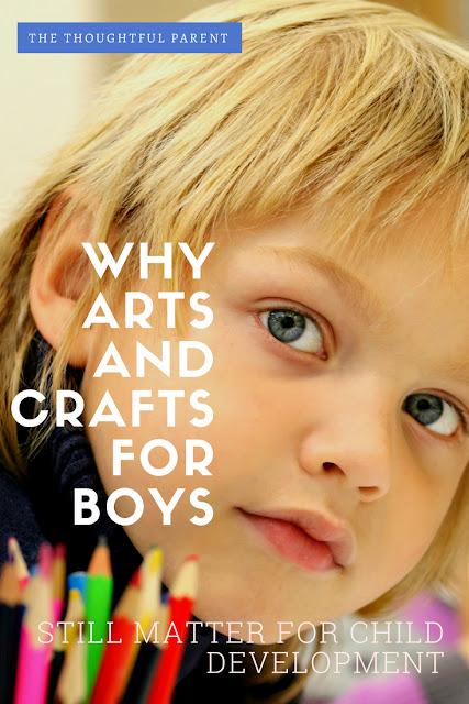 art for boys