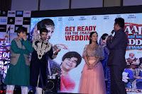Star cast having fun at Sangeet Ceremony For movie Laali Ki Shaadi Mein Laaddoo Deewana (6).JPG