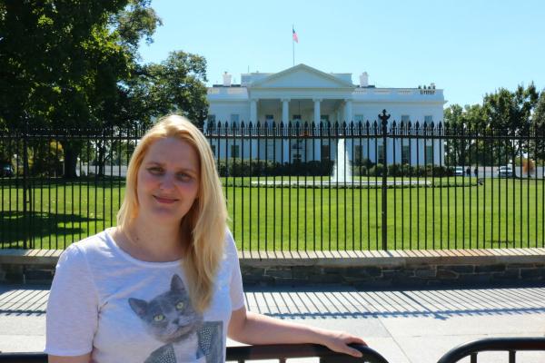 Ein Ausflug nach Washington D.C.und noch ein paar Tage in New York | The White House