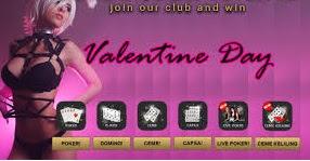 Bonus Event Valentine 2017 Situs Agen Poker Online Indonesia