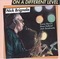 Nick Brignola Bari