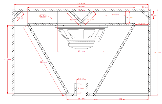 Skema dan Ukuran Box W Bin MHB-4818