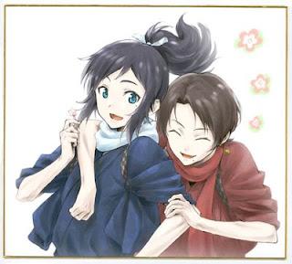 الحلقة 1 من انمي Touken Ranbu: Hanamaru 2 مترجم عدة روابط