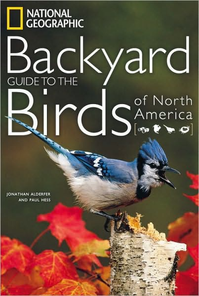 Book : Backyard Guide to the Birds of North America