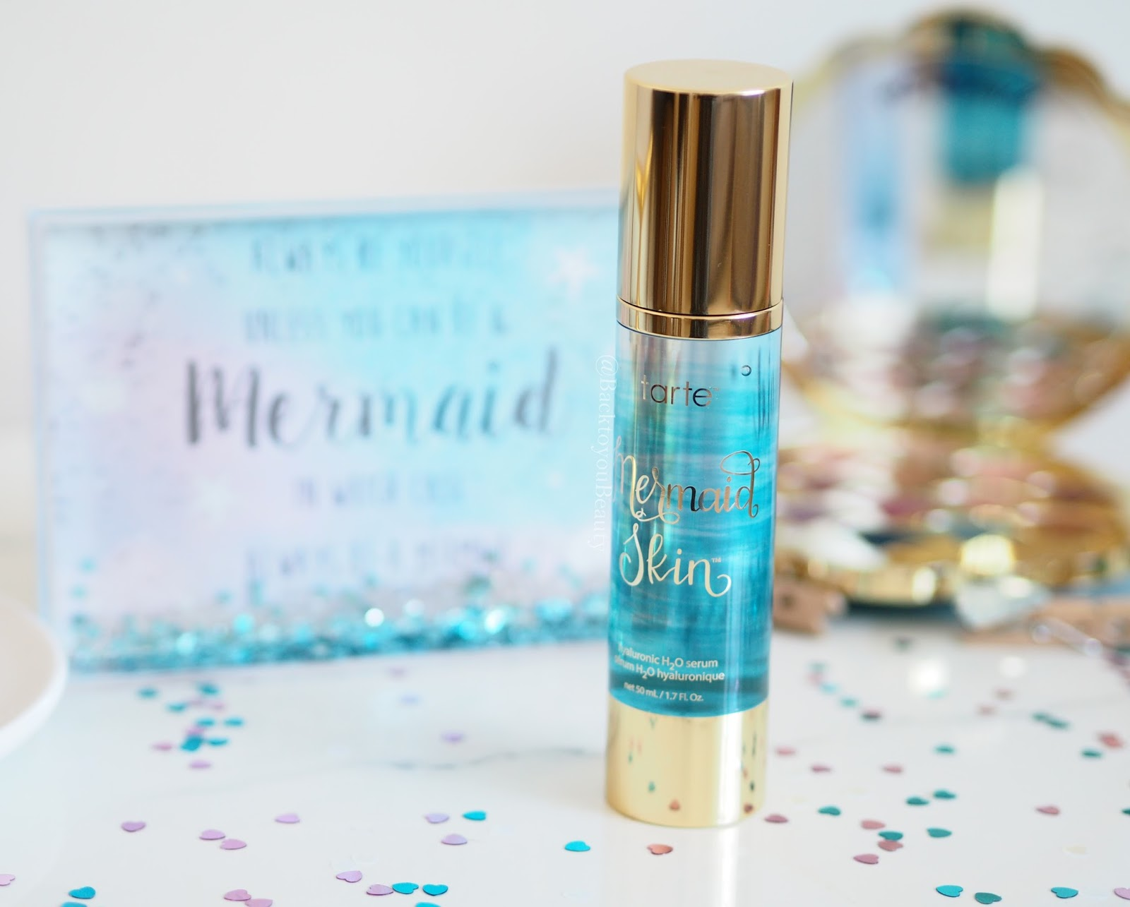 Tarte mermaid skin serum