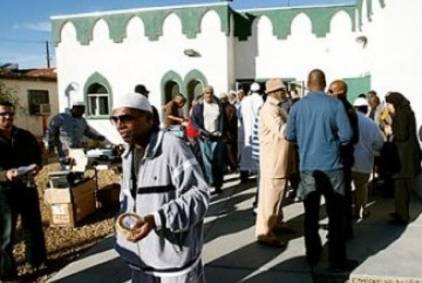 Islam Berkembang Pesat di Kawasan Pantai Miami AS