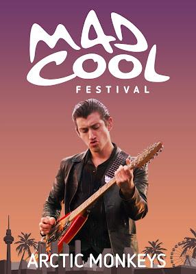 Arctic Monkeys - 2018-07-13 Mad Cool Festival - Guitars101 - Guitar