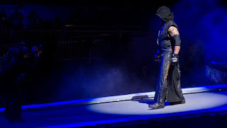 WrestleMania Streak Phenom Deadman Tombstone