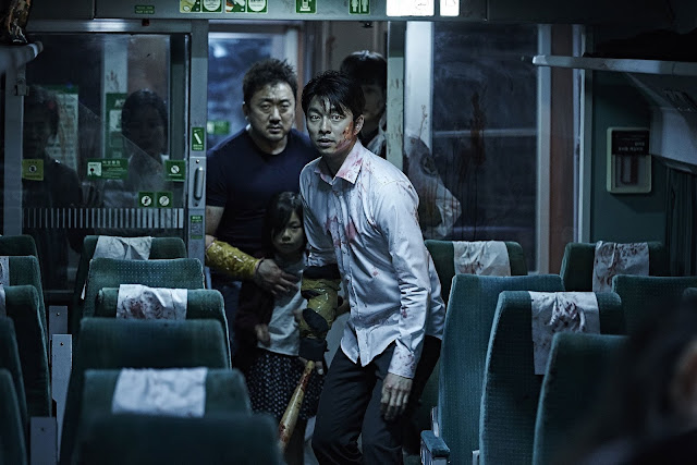 Review Filem Train To Busan