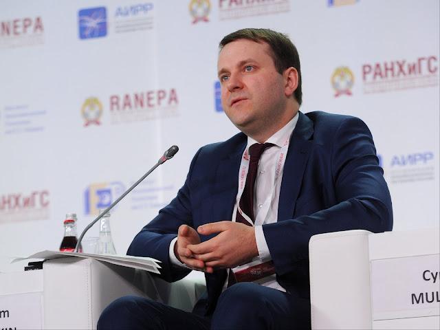 Давление на рубль и словесные интервенции Максима Орешкина