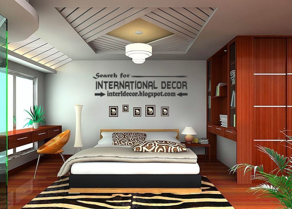 awesome attic ideas - Unique false ceiling designs for bedroom ceiling