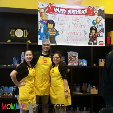 LEGO Store Flatiron Offers Kids Birthday Party Experience - The ...