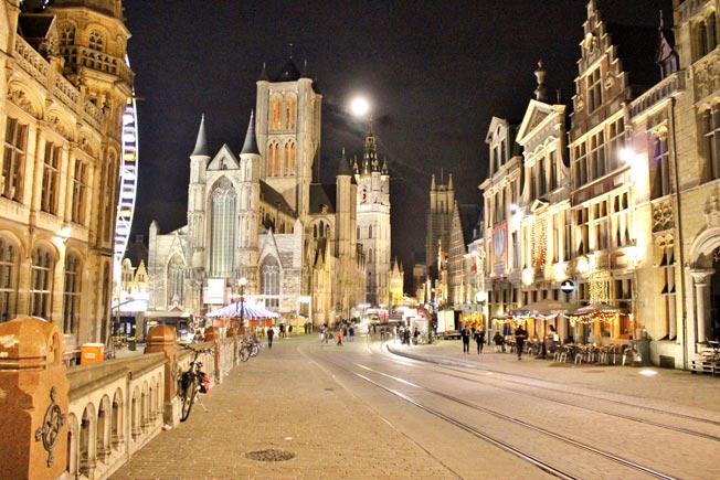 voyage gand belgique