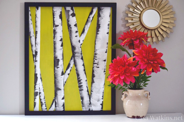 http://www.casawatkins.net/2015/08/diy-wall-art-hop-flip-flop-birch-tree.html